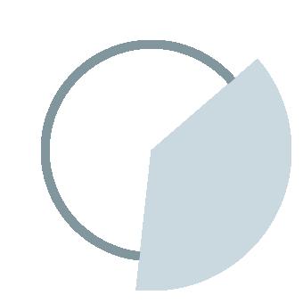Pie chart slice illustrating Mild Increase: 38%
